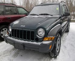 (2006) Jeep Liberty by auroraTerra