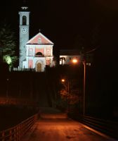Maggia Church by sutoll