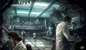 SLEEPER-Orphans of the Cold War-Illustration#13 by mlappas