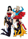 Ladies of DC by DailyDurian