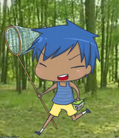 Little Aomine~ :'D by ChiKirarin