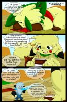 Pokemon Mystery Dungeon Gates To Infinity Page 14 by Zander-The-Artist
