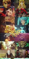 Hyrule Warriors by toshiro5336