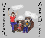 Very Rough Sketch - Among Deviants by MeshWeaver