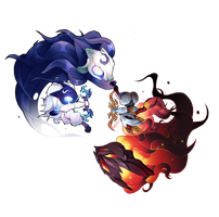 Kindred VS ShadowFire Kindred by CKibe