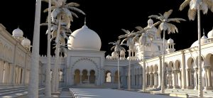 Palace - Baked Ambient occlusion by rOEN911