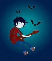 Marshall Lee by entangle