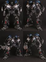 Custom DOTM Ironhide by Solrac333