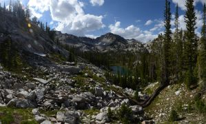 Sawtooth Twin Lakes 2011-08-02 by eRality