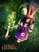 Caitlyn From League of Legends By Horo Von Kaida by HoroVonKaida