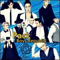 Boys Republic - PACK by MarianaSchmidtHoran