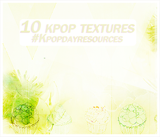 10 kpop textures #Kpopdayresources(4) by Invasionomercy