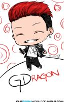 G Dragon by Emeneka
