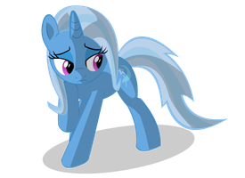 MyLittlePony Trixie by CartoonTiger