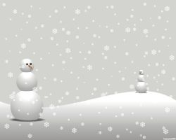 Snowpeople by RPGuere