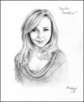 Hayden Panettiere by LightningGuy