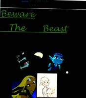 beware the beast title page by Lovewillfindaway12