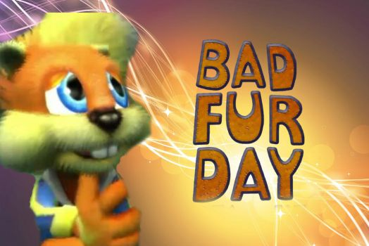 Conkers bad fur day wallpaper by yoshiyoshi700