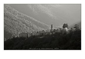 Paysage Corse by Bateor