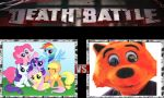 Death Battle Idea 213 Mane 6 Vs Cool Cat by kouliousis