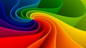 Rainbow wallpaper pack for windows 7 and 8 by LivingForTheFuture