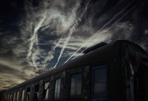olD traiN fixioN by SENIL07