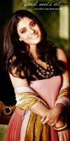 The Great Lady of Bollywood by xSixty-3ight