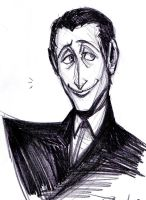 Holmes Doodle by Ai-Lupin