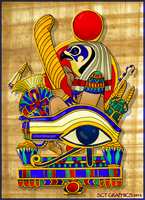 EYE OF HORUS by SCT-GRAPHICS