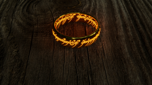 The One Ring V2 by Walrus159