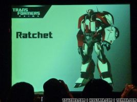 transformers prime ratchet by havocPigeons