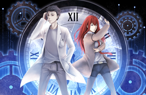 Steins Gate by immuni