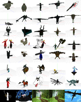 MMD Twilight Princess Items 4 by Valforwing