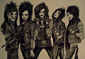 black veil brides by natiapaso