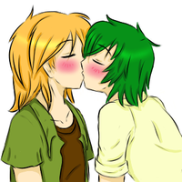 Feremy Kiss ::color:: by Whim-doll