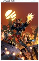 Gi joe unpublished cover by zaratus
