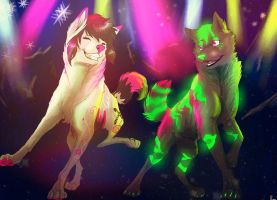 PC :.Party hard.: by wolfinrahalify