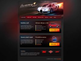 Tommy car by hokic