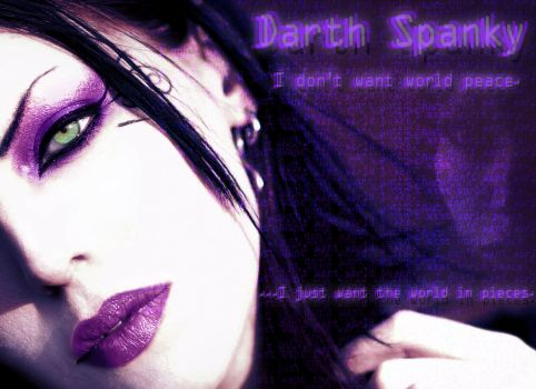 Deviant I.D._World in pieces by Darth-Spanky
