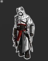 Ponyfied Altair by Lucandreus