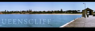 Queenscliff Panorama by TestMonkeysMedia