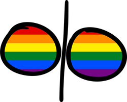 FEMEN pride logo by Child--Of--The--Moon