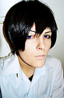 Free! Haru - Test shot 2 by Pudique
