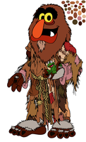 Sweetums and Robin by AverageJoeArtwork