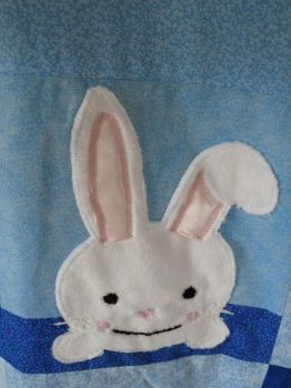 Another Bunny from the Quilt by Bella-Aurora