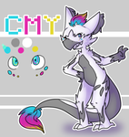 CMY by Snow-ish