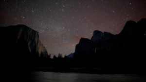 Moonlit Yosemite Valley by louieschwartzberg