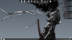My Desktop - January 2012 by hypercrites