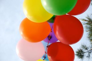 Ballons! by Tithos