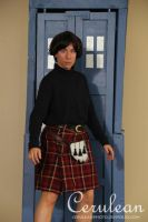 Doctor Who Photoshoot: Jamie McCrimmon by StrangeStuffStudios
